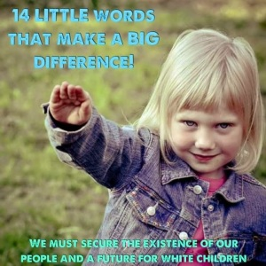 14 Words Child