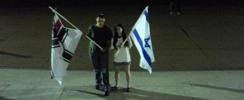 Image result for Matt Heimbach and Jewish girlfriend