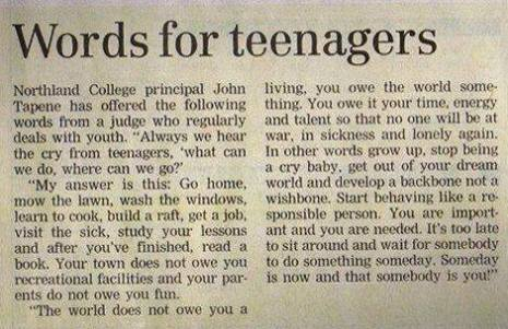 WORDS-TEENS